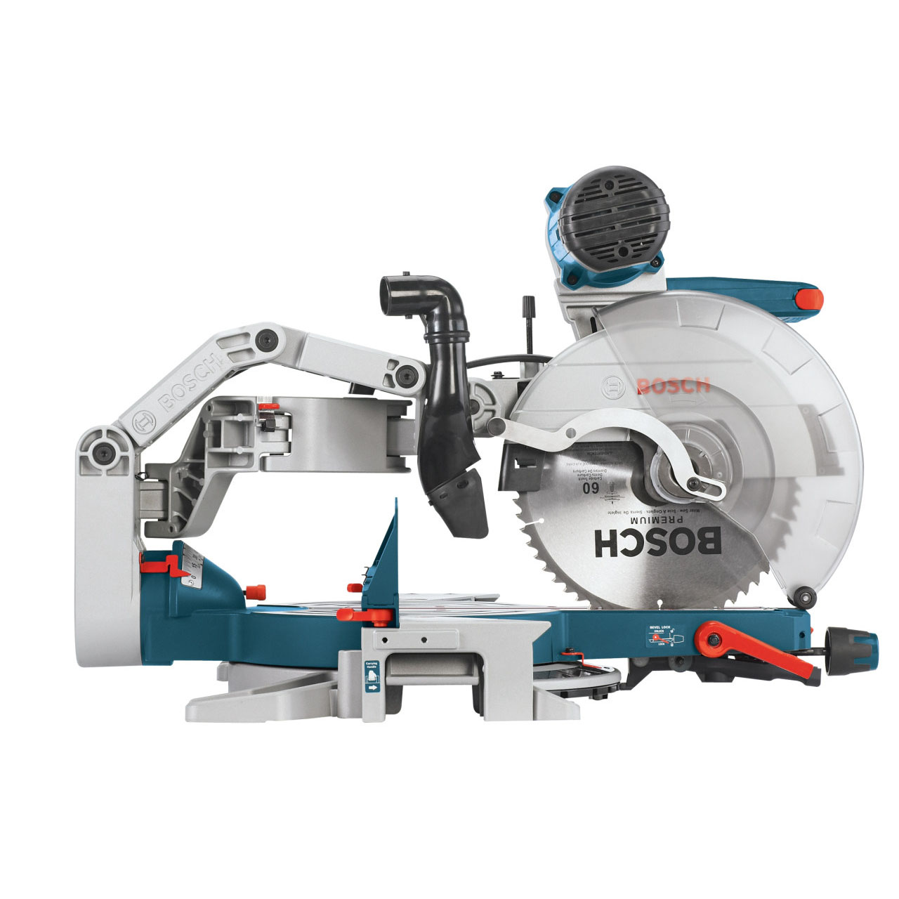 Bosch GCM12SD Axial-Glide Miter Saw - The Tool Corner