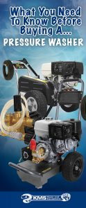 Pressure Washer Buying Guide 2015 Cover