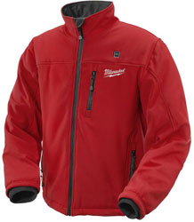 Milwaukee 2330 Red Heated Jacket