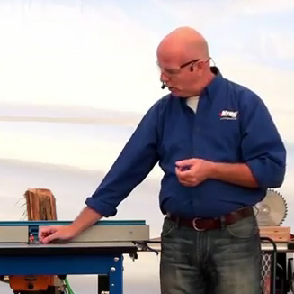 Routing Basics With Mark Eaton from Kreg Jig