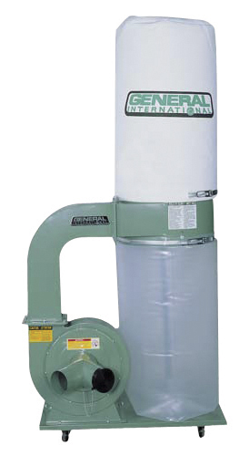 Bag-Style Dust Collector