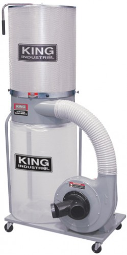 Dust Collector with Canister Filter