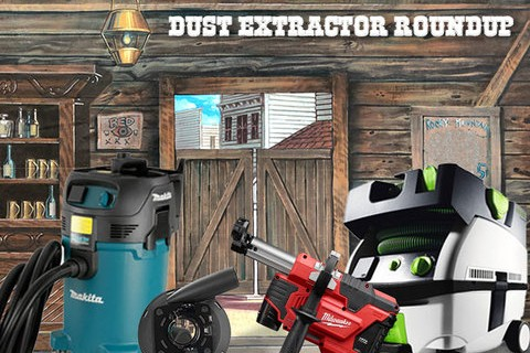 dust extractor saloon