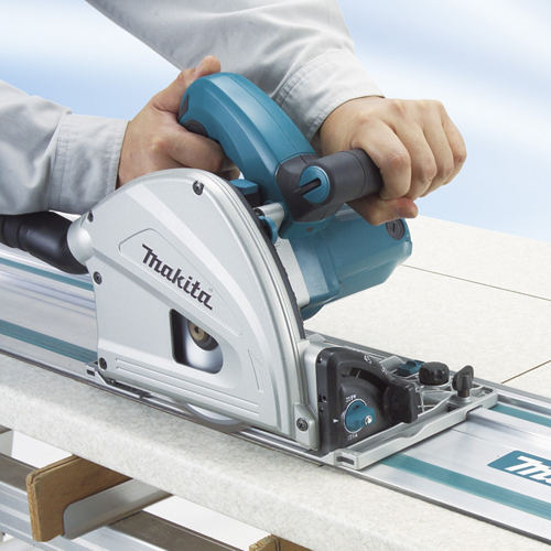 Makita SP6000 plunge-cut track saw