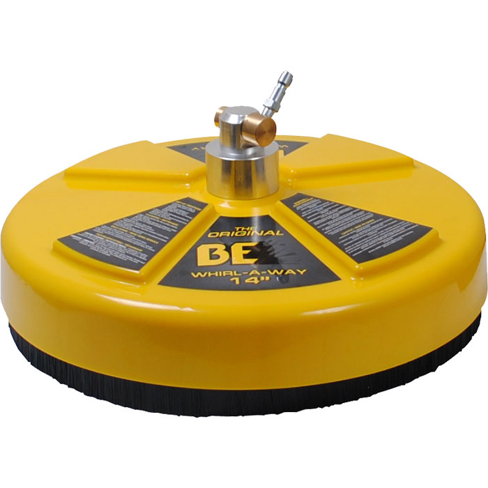 Top 5 Pressure Washer Accessories: 2. Whirl-A-Way Flat Surface Cleaner