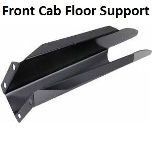 Front Cab Floor Support