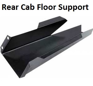 rear cab support brace