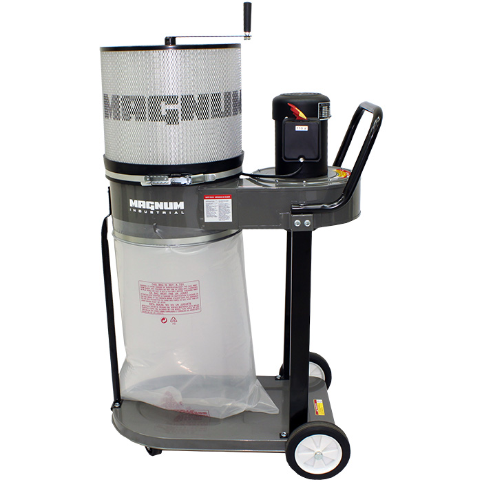 Magnum Industrial dust collector