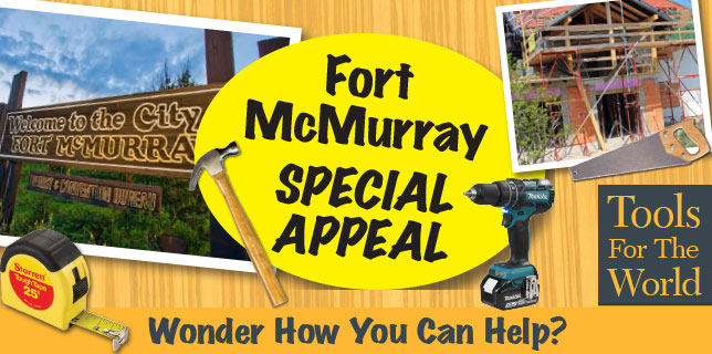 Fort McMurray Special Appeal - TFTW