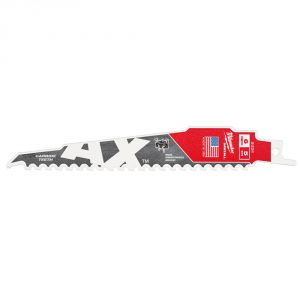 New Milwaukee Products: Carbide Ax