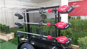New Milwaukee Products: Cordless OPE