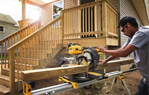 "DeWalt Flexvolt Cordless 12"" Mitre Saw DHS790AT2"