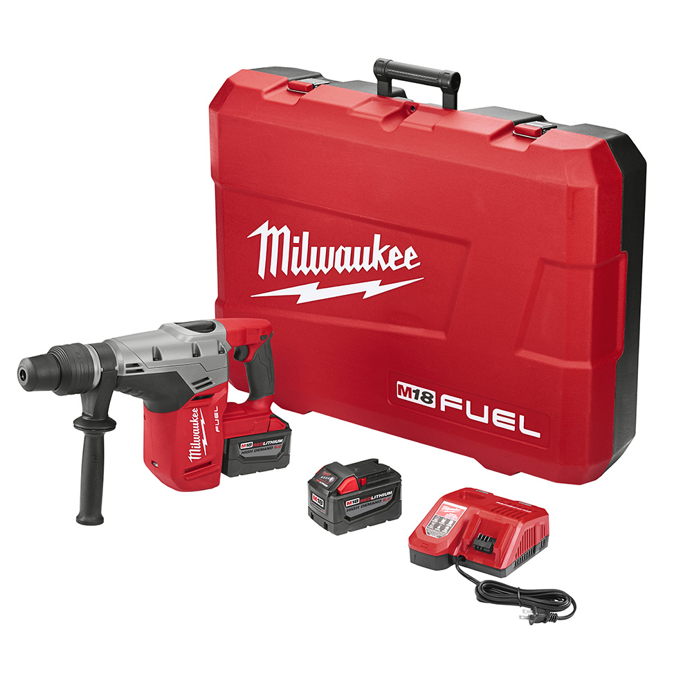 Milwaukee M18 FUEL Cordless SDS-Max Hammer Drill 2717-22