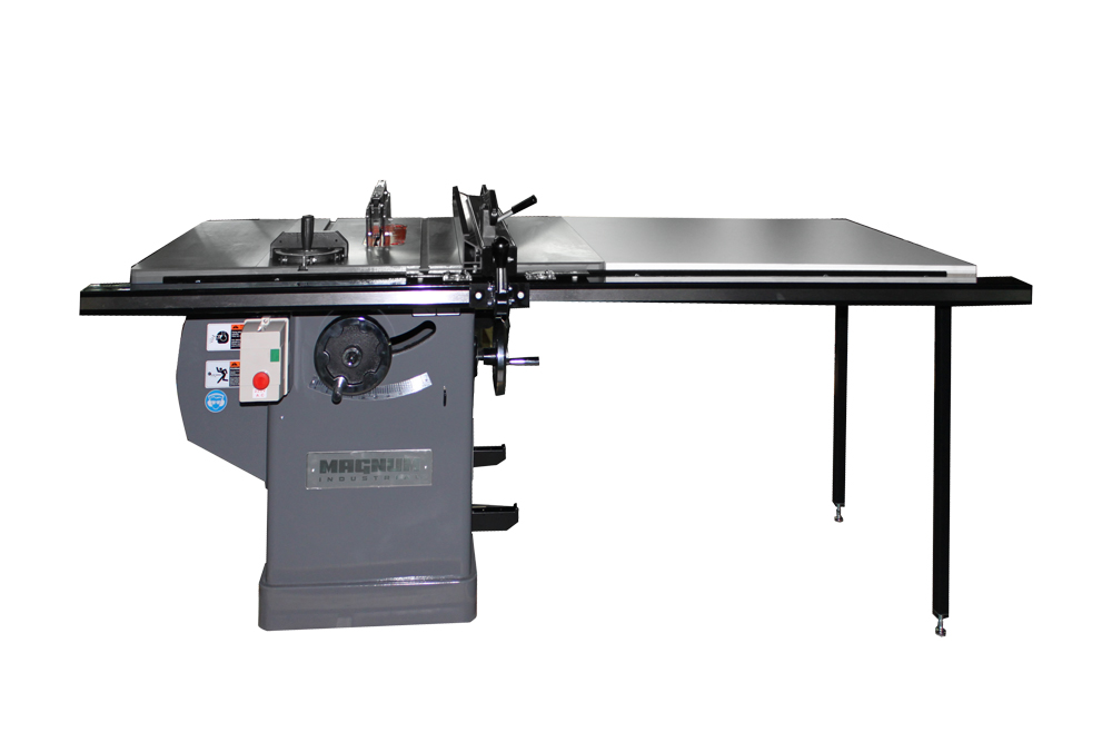 Magnum Industrial Table Saws Kms Tools