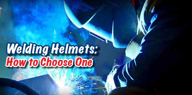 welding helmets how to choose one