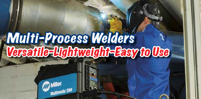 multi process welders