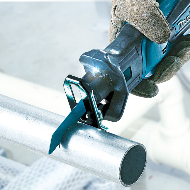 Makita djr183z compact cordless reciprocating saw