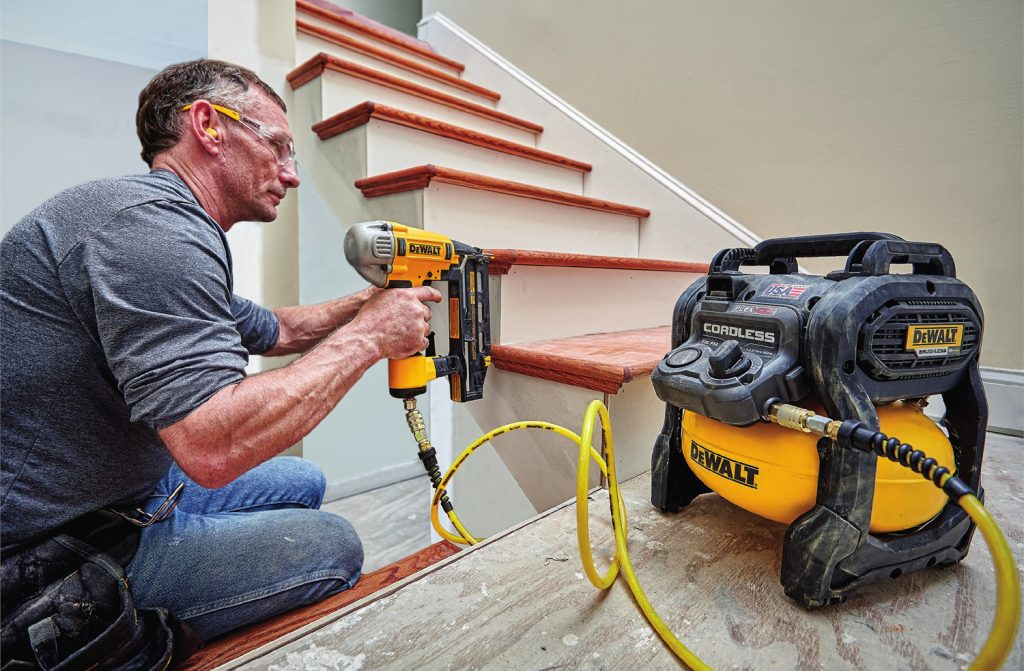 Dewalt Flexvolt Cordless Air Compressor Kms Tools