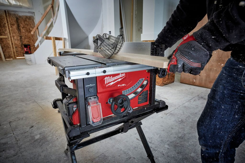 "M18 FUEL 8-1/4"" Table Saw with One-Key"