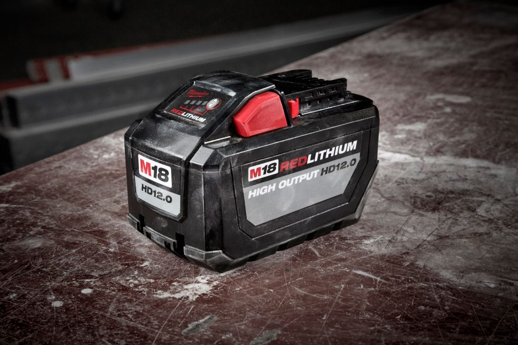 M18 REDLITHIUM HIGH OUTPUT HD12.0 Battery Pack