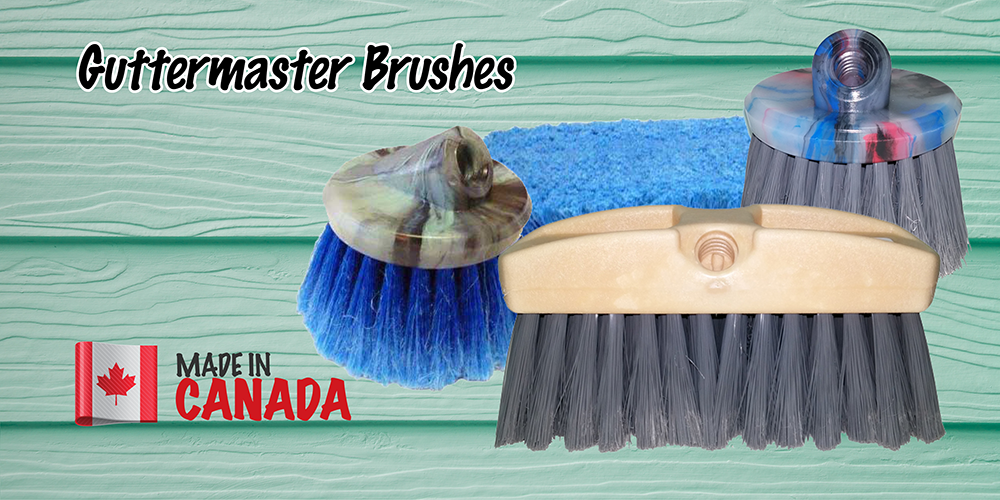 guttermaster brushes