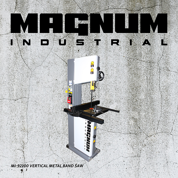 metal band saws-magnum industrial MI-92100