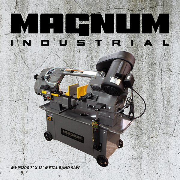metal band saws-magnum industrial MI-93200