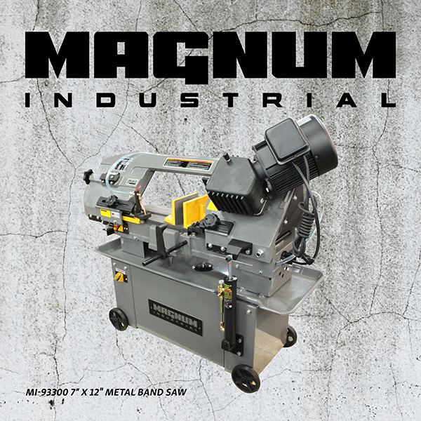 metal band saws-magnum industrial MI-93300