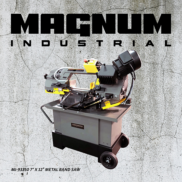 metal band saws-magnum industrial MI-93350
