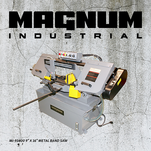 metal band saws-magnum industrial MI-93400