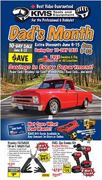 kms tools flyer june 2019