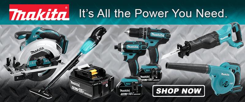 Shop Makita Power Tools