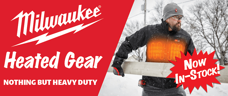Milwaukee Heated Gear